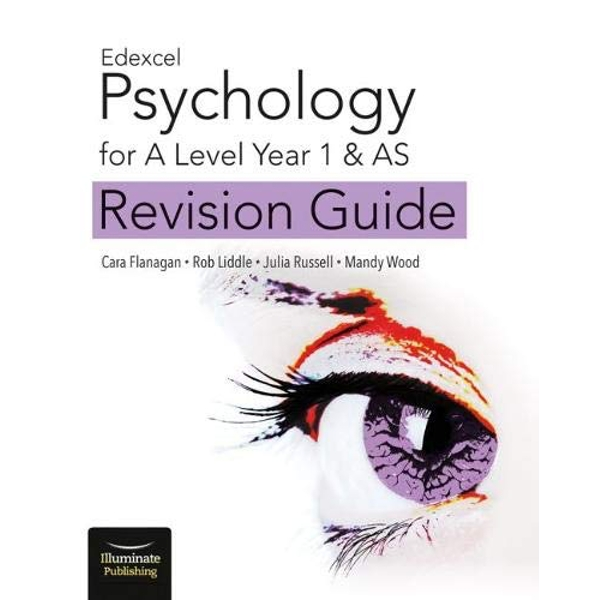 Edexcel Psychology for A Level Year 1 & AS: Revision Guide  Paperback / softback 2019