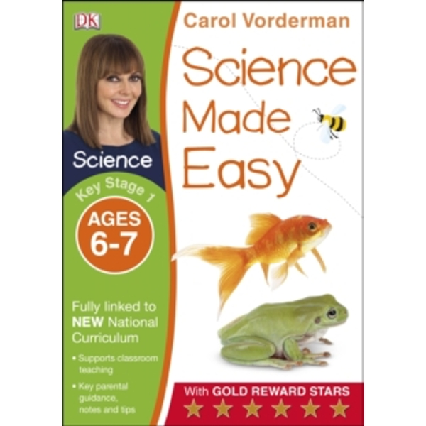 Science Made Easy Ages 6-7 Key Stage 1 by Carol Vorderman (Paperback, 2014)