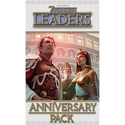 7 Wonders Anniversary Pack Leaders Board Game