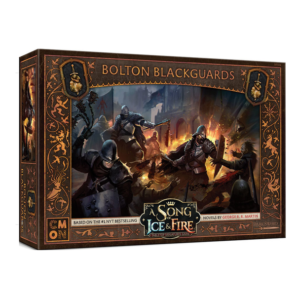 A Song Of Ice and Fire - Bolton Blackguards Unit Box