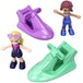 Polly Pocket Pocket World Deep Sea Sandcastle Compact Play Set - Image 4