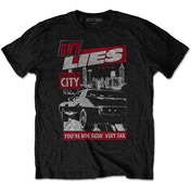 Guns N' Roses - Move to the City Men's Large T-Shirt - Black