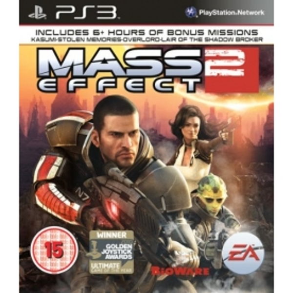 Mass Effect 2 Game PS3