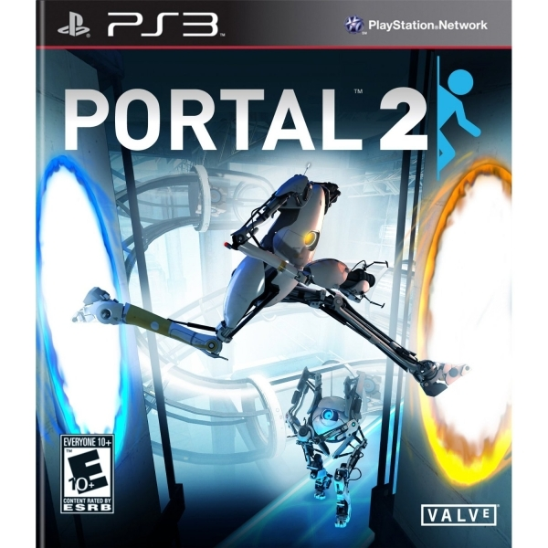 Portal 2 Game (Platinum) PS3 - 365games co uk