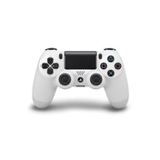Ex-Display Official Sony Dualshock 4 Glacier White Controller PS4 Used - Like New
