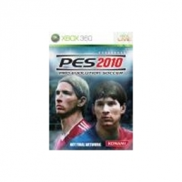 Pro Evolution Soccer 2010 Game Xbox 360