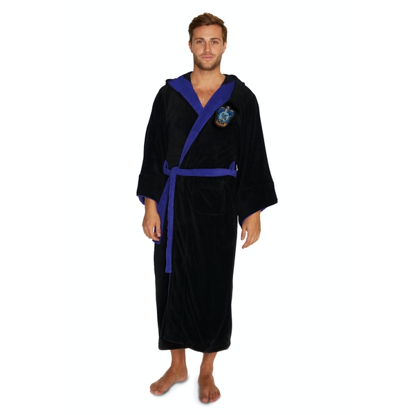 Ravenclaw Harry Potter Fleece Bathrobe