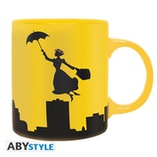 Disney - Mary Poppins Outline Mug