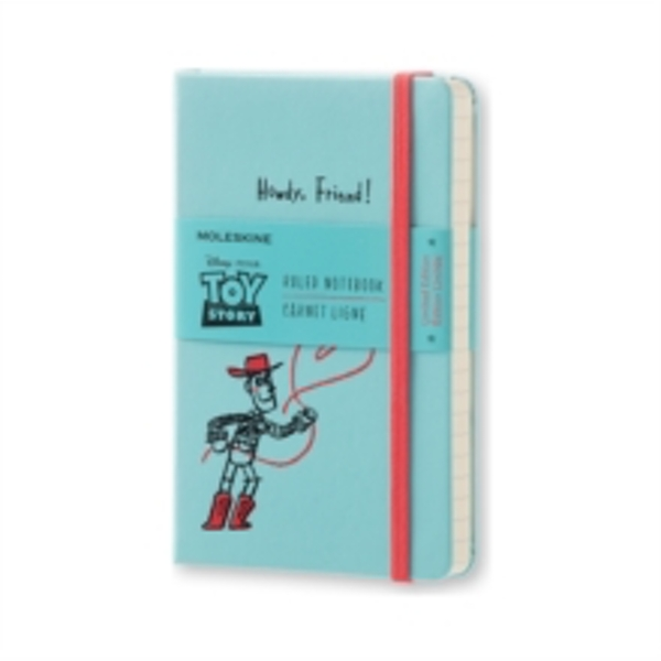 MOLESKINE TOY STORY LIMITED EDITION LIGH