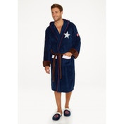 Captain America Marvel Civil War Outfit Bathrobe