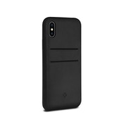 Twelve South Relaxed Leather Case for iPhone X /Xs Black
