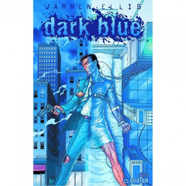 Warren Ellis' Dark Blue