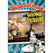 Wallace & Gromit The Wrong Trousers DVD