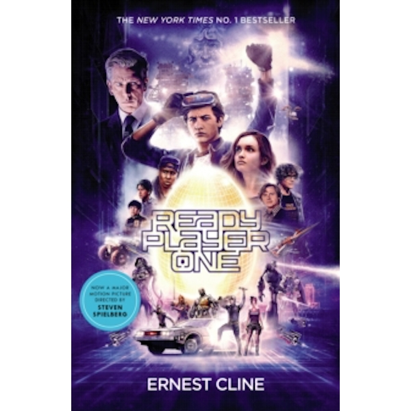 Ready Player One (Paperback, 2018)