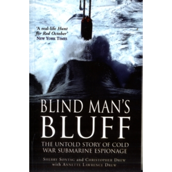 Blind Mans Bluff by Christopher Drew, Sherry Sontag (Paperback, 2000)