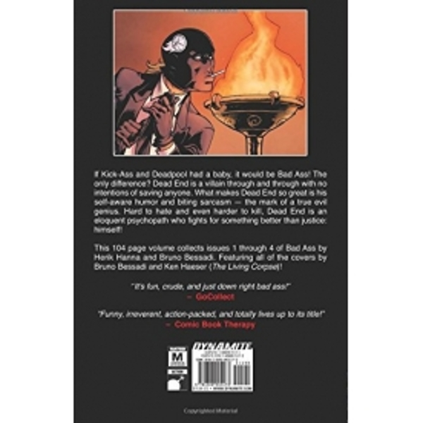 Bad Ass Volume 1 Paperback - Image 2