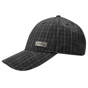 Lonsdale Bond Cap Black