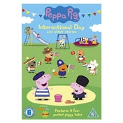 Peppa Pig International Day DVD