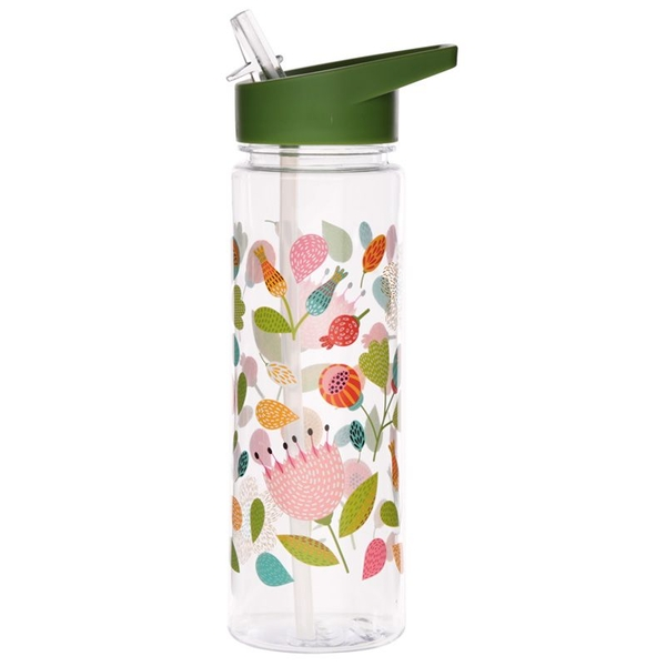 Reusable 550ml Plastic Water Bottle - Autumn Falls