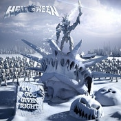 Helloween - My God-Given Right Limited Edition, With 3D Sleeve Limited Edition CD