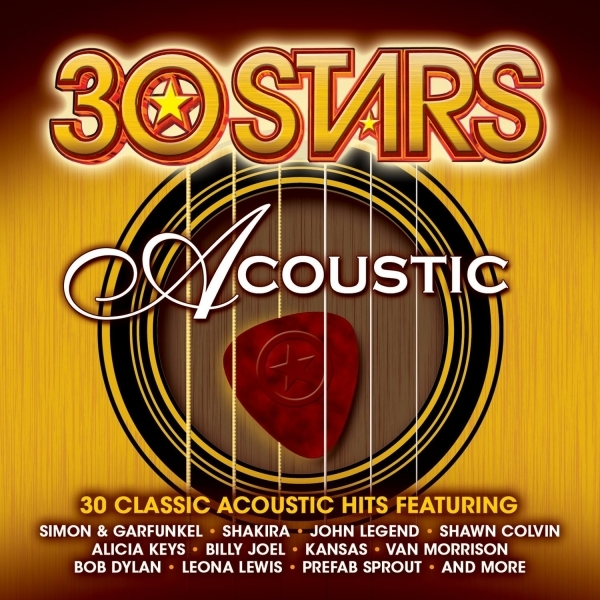 Various Artists - 30 Stars Acoustic CD
