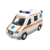 Revell Ambulance 1:20 Scale Level 1 Junior Kit