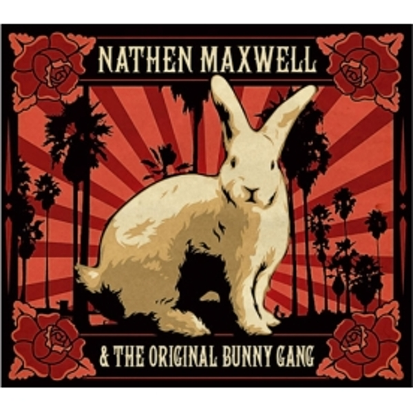 Nathen Maxwell & The Original - White Rabbit CD