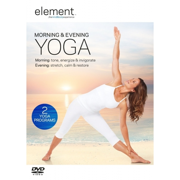Element: Morning and Evening Yoga DVD