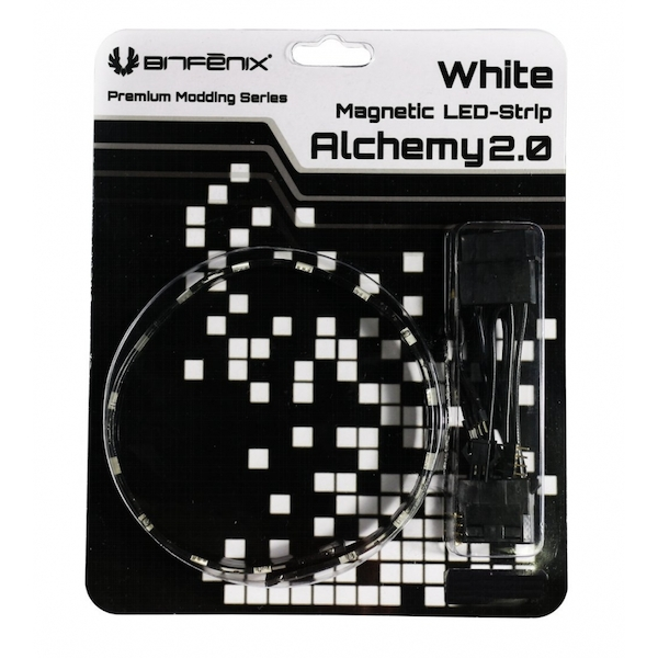 BitFenix Alchemy 2.0 Magnetic Connect 30 LED-Strip 60cm White