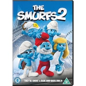 Disc Only The Smurfs 2 DVD