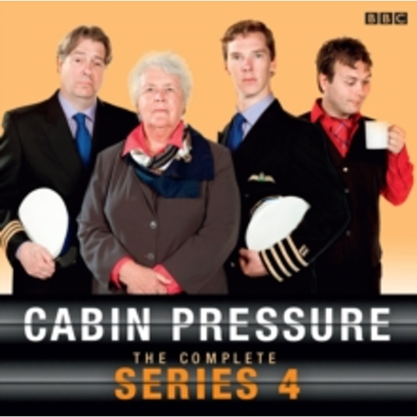 Cabin Pressure by John Finnemore (CD-Audio, 2013)