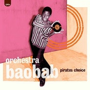 Orchestra Bobab - Pirates Choice Vinyl