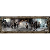 The Hobbit Desolation of Smaug Mist Poster