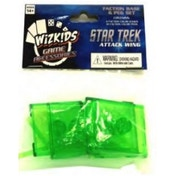 Star Trek Attack Wing Faction Base Set Green