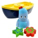 In the Night Garden Iggle Piggle's Lightshow Bath-Time Boat Toy - Image 4