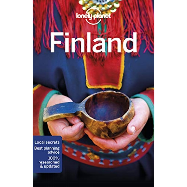 Lonely Planet Finland  Paperback / softback 2018