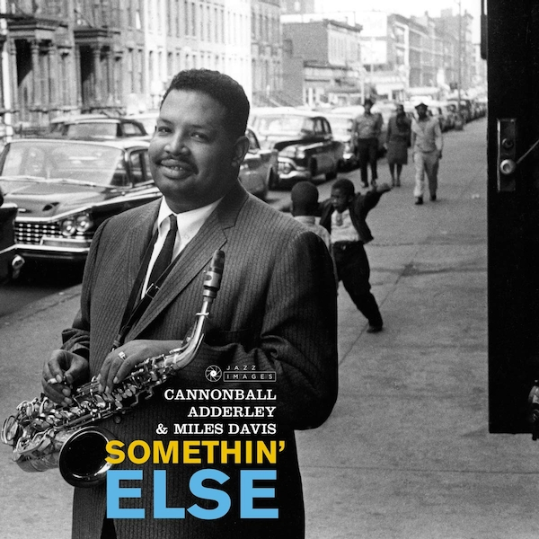 Cannonball Adderley - SomethinElse Vinyl