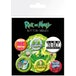 Rick and Morty Quotes Badge Pack - Image 3