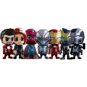 Character Figure Set (Avengers Age of Ultron) Hot Toys Cosbaby Series 2 Figure