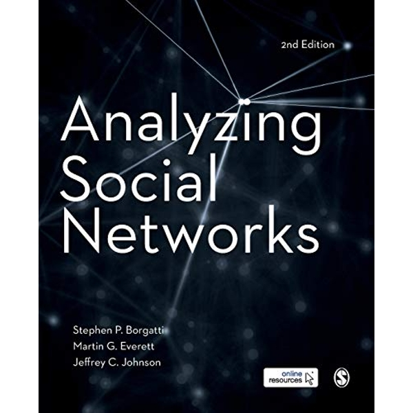 Analyzing Social Networks  2018 Paperback / softback
