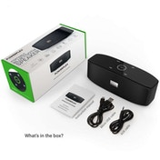 Powerflex Stereo Bluetooth Speaker - Black (Retail Box)
