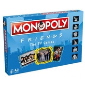 Ex-Display Friends Monopoly Board Game Used - Like New