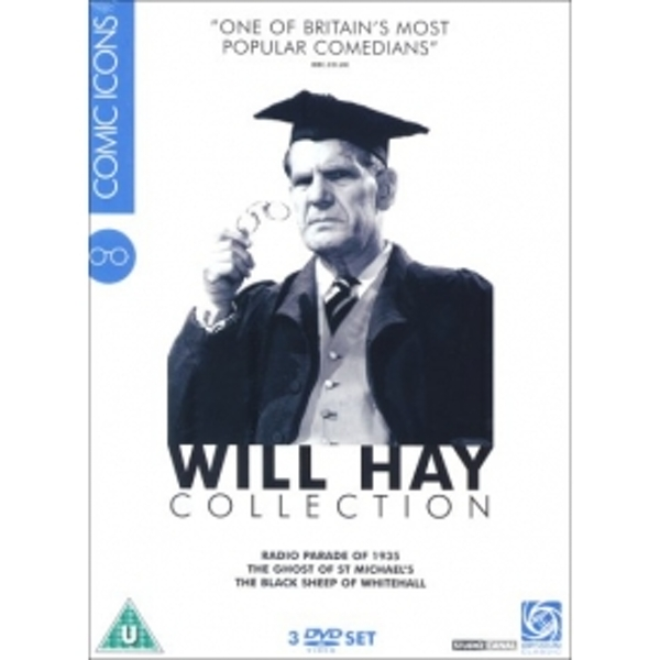 Will Hay - Comic Icons Collection DVD