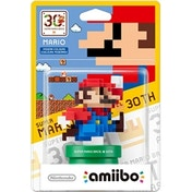 Mario Modern Colours Amiibo (30th Anniversary) for Nintendo Wii U & 3DS
