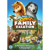 Alpha & Omega: Family Vacation DVD