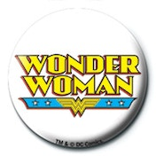 DC Comics - Wonder Woman Logo Badge