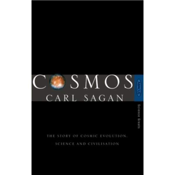 Cosmos: The Story of Cosmic Evolution, Science and Civilisation by Carl Sagan (Paperback, 1983)