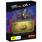 New Nintendo 3DS XL Handheld Console Majoras Mask Special Edition (Australian Version)