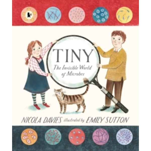 Tiny: The Invisible World of Microbes by Nicola Davies (Paperback, 2015)