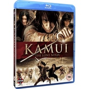 Kamui The Lone Ninja Blu-ray